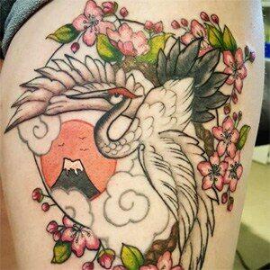 Neo Japanase tattoo